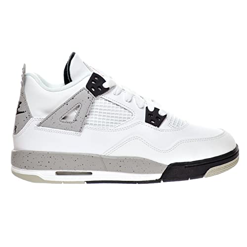 34bc74e6d4846b NIKE air Jordan 4 Retro OG BG hi top Trainers 836016 Sneakers Shoes