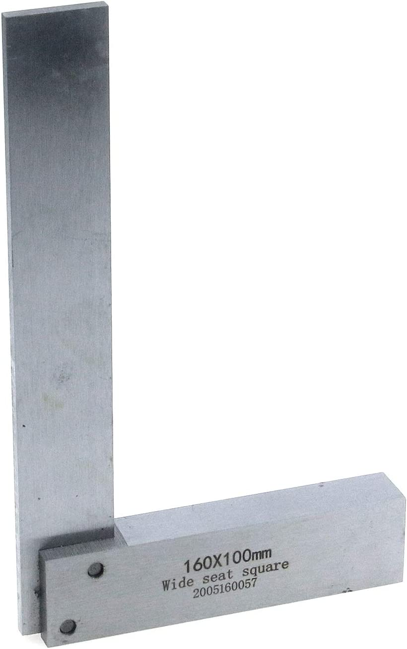 Meprotal 1 Pack Machinist Steel Industrial High order Precision Square Year-end annual account Righ
