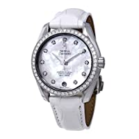 Deals on OMEGA Seamaster Aqua Terra Automatic Ladies Watch