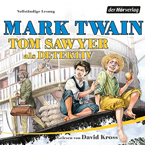 Tom Sawyer als Detektiv Titelbild