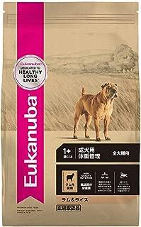 ウェイトコントロール ラム&ライス 成犬用 体重管理 全犬種用 1歳以上 6kg