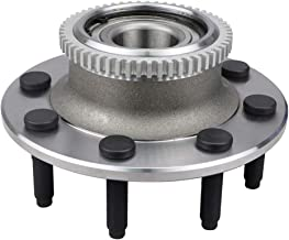 Bodeman - Front Wheel Hub & Bearing Assembly for 2000 2001 2002 Dodge Ram 2500 2WD/ Ram 3500 - RWD; w/ABS