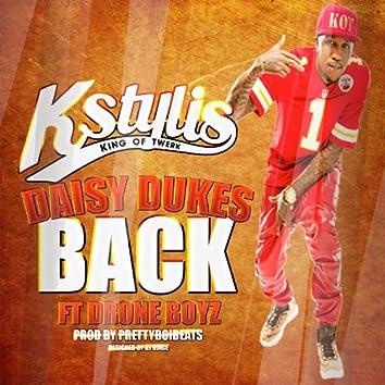 Daisy Dukes Back (feat. Drone Boyz) - Single