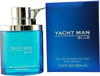 Myrurgia Yacht Man Blue Eau De Toilette Vaporisateur/spruzzare per esso 100 ml