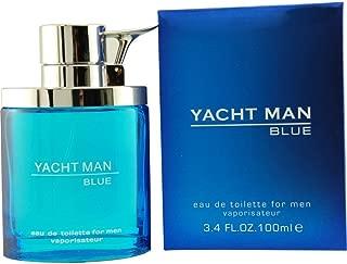 Puig Yacht Man Blue Eau de Toilette Spray, 100ml