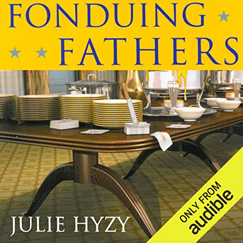 Fonduing Fathers audiobook cover art