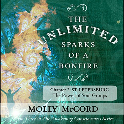 The Unlimited Sparks of a Bonfire, Chapter 2: St. Petersburg audiobook cover art