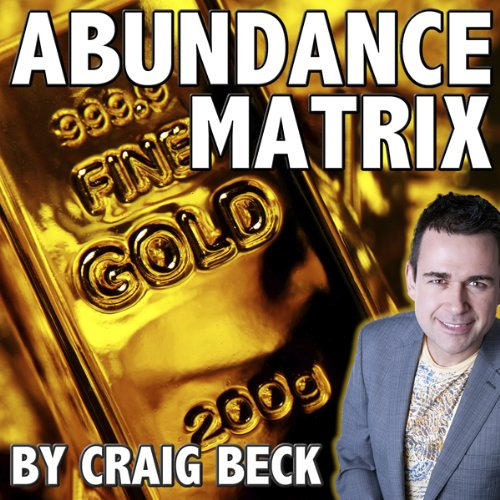 The Abundance Matrix audiobook cover art