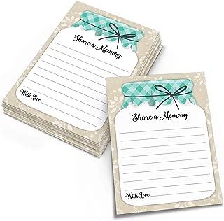 321Done Share a Memory Cards Mason Jar (50 Cards) 4