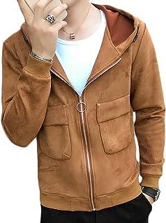 KDHJJOLY New Mens Blazer Long Sleeve Slim Fit Comfy Printing Office Sportswear