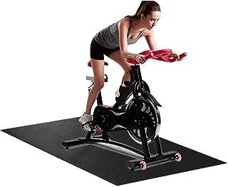 Abset Golvskyddsmatta, skyddsmatta för träningsutrustning, sportmatta matta matta löpband, träningscykel, viktbänk, sportu...