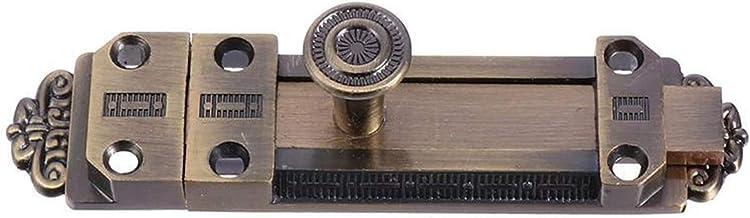 Deurgrendel Retro Vintage Legering Schuifdeur Bolt Barrel Latch Gate Security Sloten Duurzaam