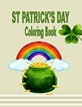 st patrick's day coloring book: St Patricks Day Coloring Book For Kids