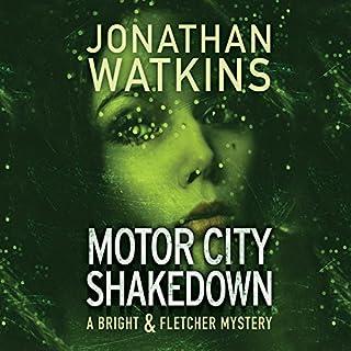 Motor City Shakedown audiobook cover art