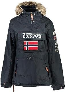 Geographical Norway Parka BOOMERA de Mujer Azul Marino Talla M