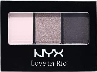 NYX Eyeshadow Love in Rio, No Tan Lines Allowed - Multi Color, 3.0 gms