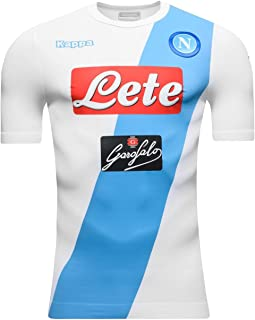 2016-2017 Napoli Authentic Away Football Soccer T-Shirt Jersey