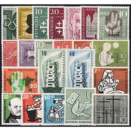 Goldhahn - Sammlerbriefmarken in Postfrisch
