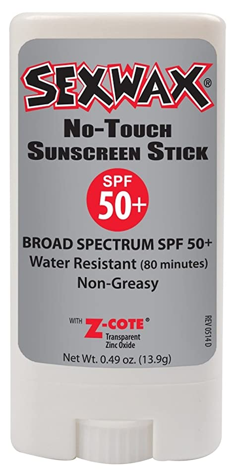 Sex Wax No Touch Sunscreen Face Stick SPF 50