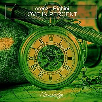 Love In Percent