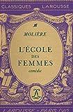 L'école des femmes / Molière / Réf20231 - Larousse