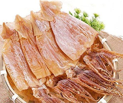 Getrocknete Meeresfrüchte großformatiges Squid 2 Pfund (908 Gramm) aus South China Sea nanhai