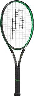 テニスラケット ツアー100 ブラック×グリーン 290g