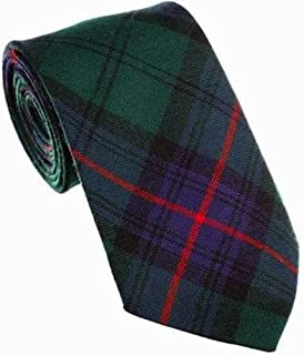 Kilts Wi Hae 100% New Wool Traditional Scottish Tartan Neck Tie - Armstrong Modern