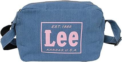 リー Lee 幼稚園バッグ ショルダーバッグ ミニショルダー 子供用 キッズ用 デニム 0427037 BUPK