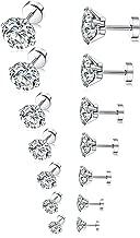 Best silver gauge earrings Reviews