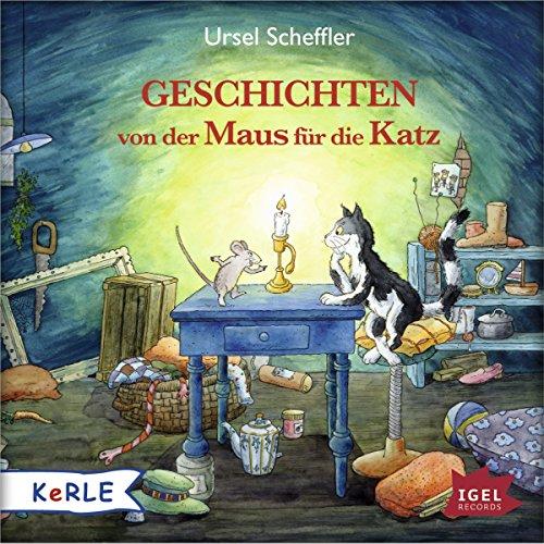 Geschichten von der Maus für die Katz audiobook cover art