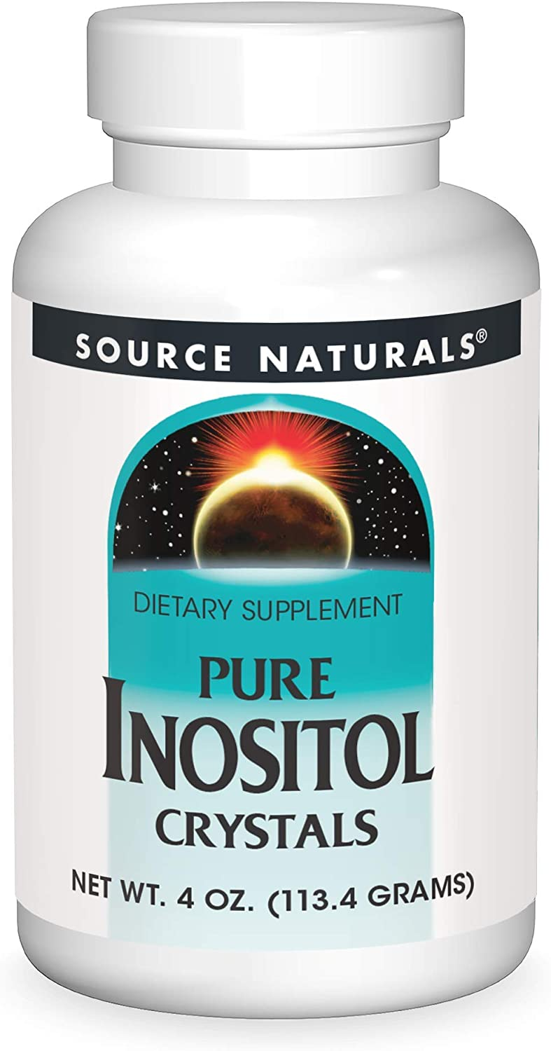Source Naturals Pure Inositol 600 mg 4 Supplement Dietary Max Max 49% OFF 58% OFF - C oz