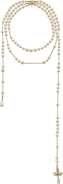 Vivienne Westwood - Broken Pearl Necklace