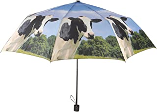 Esschert Design TP157 Cow Collapsible Umbrella