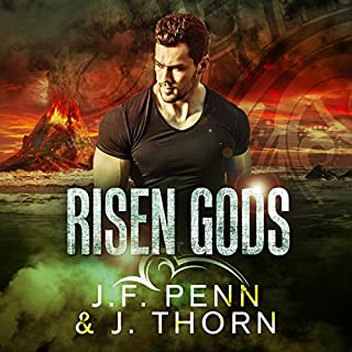 Risen Gods                   By:                                                                                                                                 J. F. Penn,                                                                                        J. Thorn                               Narrated by:                                                                                                                                 C. J. McAllister                      Length: 4 hrs and 18 mins     1 rating     Overall 5.0
