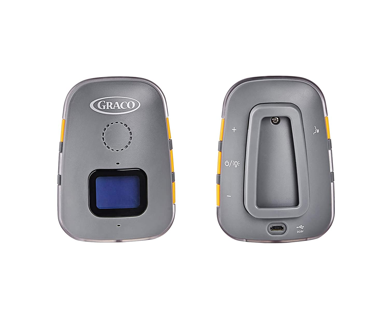 Graco Digital Baby All stores are sold Audio Monitor with unisex Long Wi Light Range Night