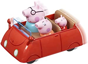 Peppa Pig Push and Go Car