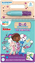 Scentco Water Magic - Reusable Water Reveal Activity Books - Disney's Doc McStuffins (Blueberry)