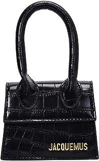 LEOCEE Mini borse e borsette Jacquemus per borsa a tracolla da donna Borsa a tracolla di marca famosa Borse a mano di desi...