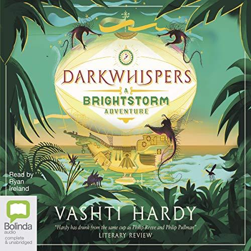 Darkwhispers cover art