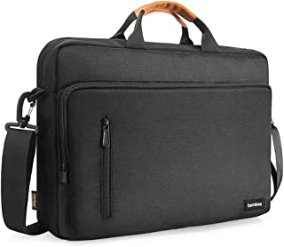 tomtoc Laptop Shoulder Bag, Messenger Bag for 13 Inch MacBook Pro and MacBook Air, 13.5 Inch Surface Book, Multi-Functiona...