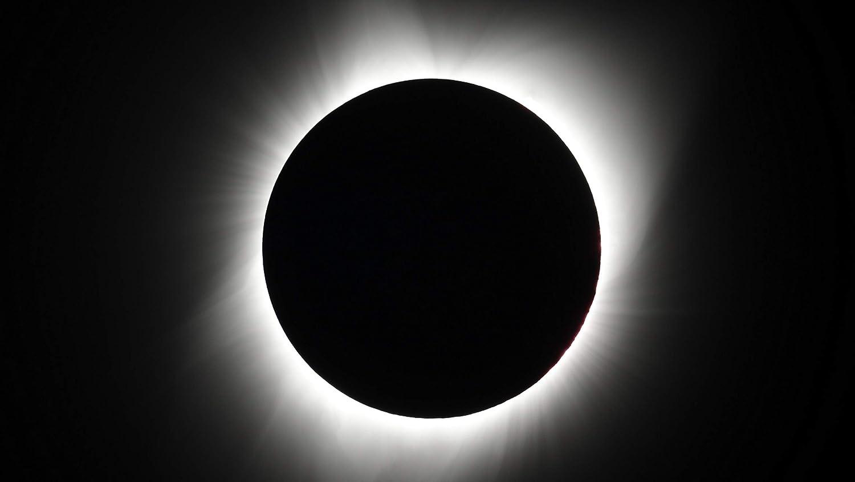 Black Creations Solar Eclipse Space Poster Canvas Picture Art Print Premium Quality A0 A1 A2 A3 A4 (A0 Canvas (30 40)) (A4 Canvas (8 12)) (A0 Canvas (30 40))