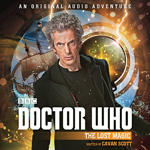 『Doctor Who: The Lost Magic』のカバーアート
