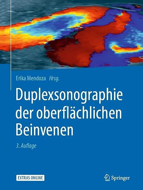 Duplexsonographie der oberflächlichen Beinvenen (German Edition)