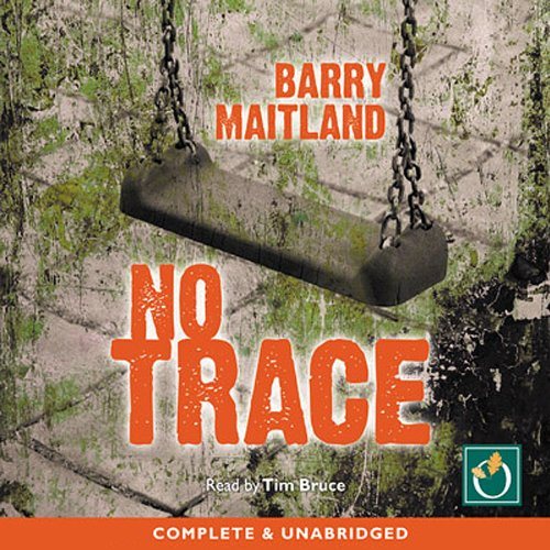 No Trace audiobook cover art