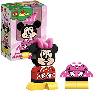 LEGO DUPLO Disney TM My First Minnie Build for age 1.5+ years old 10897