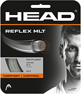 Head Reflex MLT Racquet String - Multi-Colour, Size 16 by HEAD