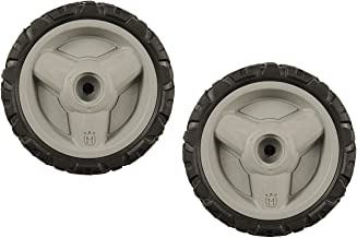 Husqvarna 580365301 Pack of 2 Lawn Mower Wheels