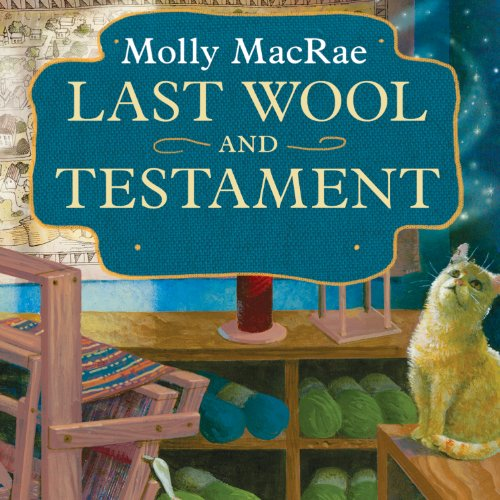 Last Wool and Testament audiobook cover art