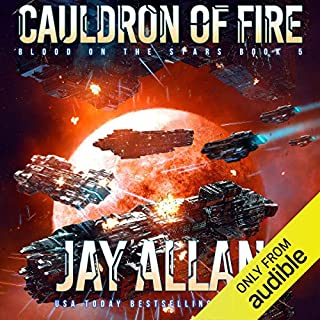 Cauldron of Fire cover art